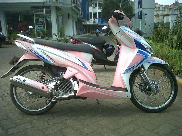 Inspirasi Modifikasi Honda Vario