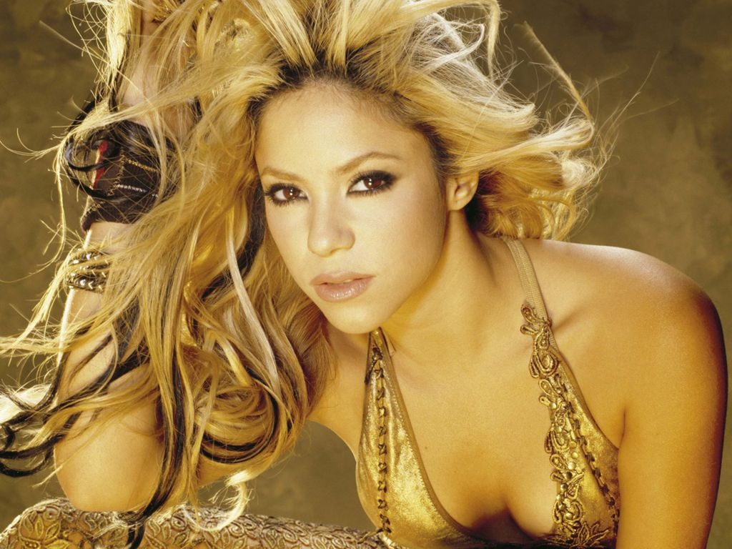 HQ Wallpapers Collection Of Hot And Sexy Shakira ... Shakira
