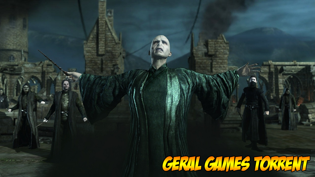 Harry Potter and the Deathly Hallows - Part 2 - Jogos PC - Torrent Iso