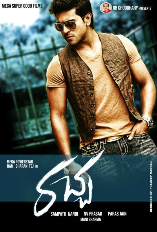 Ram Charan's Tollywood Movie Racha - One of the Costliest film of Tollywood
