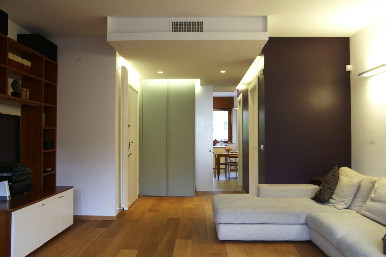 Illuminazione led casa illuminazione a torino for Illuminazione led a soffitto