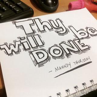Thursday-Hand-written-letterings-typography
