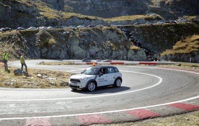 MINI saluta prima editie Sibiu Rally Challenge