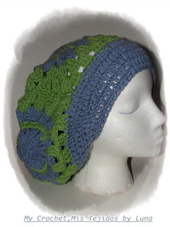 CROCHET HAT PATTERN RASTA | Original Patterns