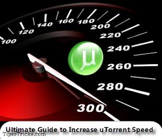 uTorrent SpeedUp PRO 2.7.0.0 - Thuốc tăng lực cho uTorrent
