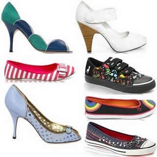 Trend Model Fashion Sepatu Cewek Terbaru 2012 © AKBAR MALIK - ABDUL