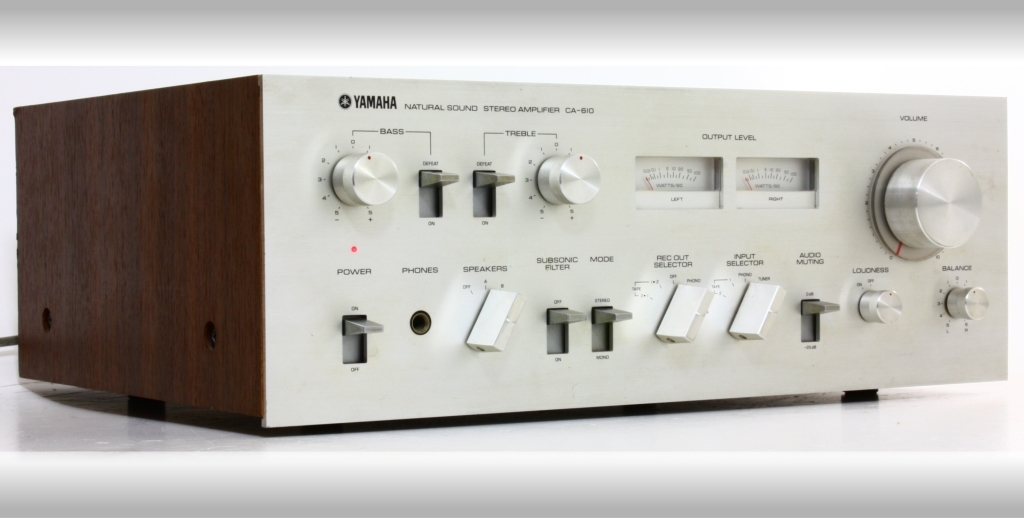 yamaha ca 610 service manual