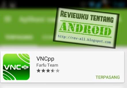 Ikon aplikasi VNCPP - aplikasi android untuk meremot perangkat android atau pc via wifi (rev-all.blogspot.com)