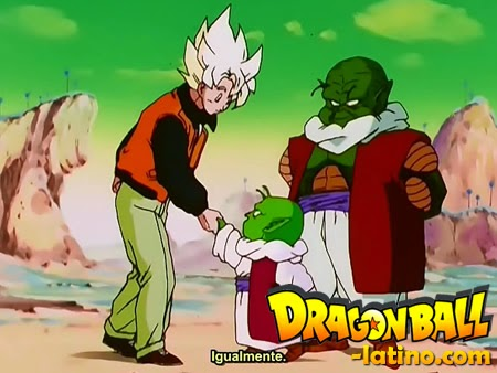 Dragon Ball Z capitulo 173