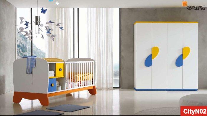Creative ordinette beautiful baby nurseries camerette - Camerette per bimbo ...
