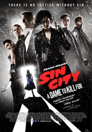 Review Sin City: A Dame to kill For 2014