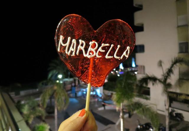 marbella lollipop holiday balcony night evening