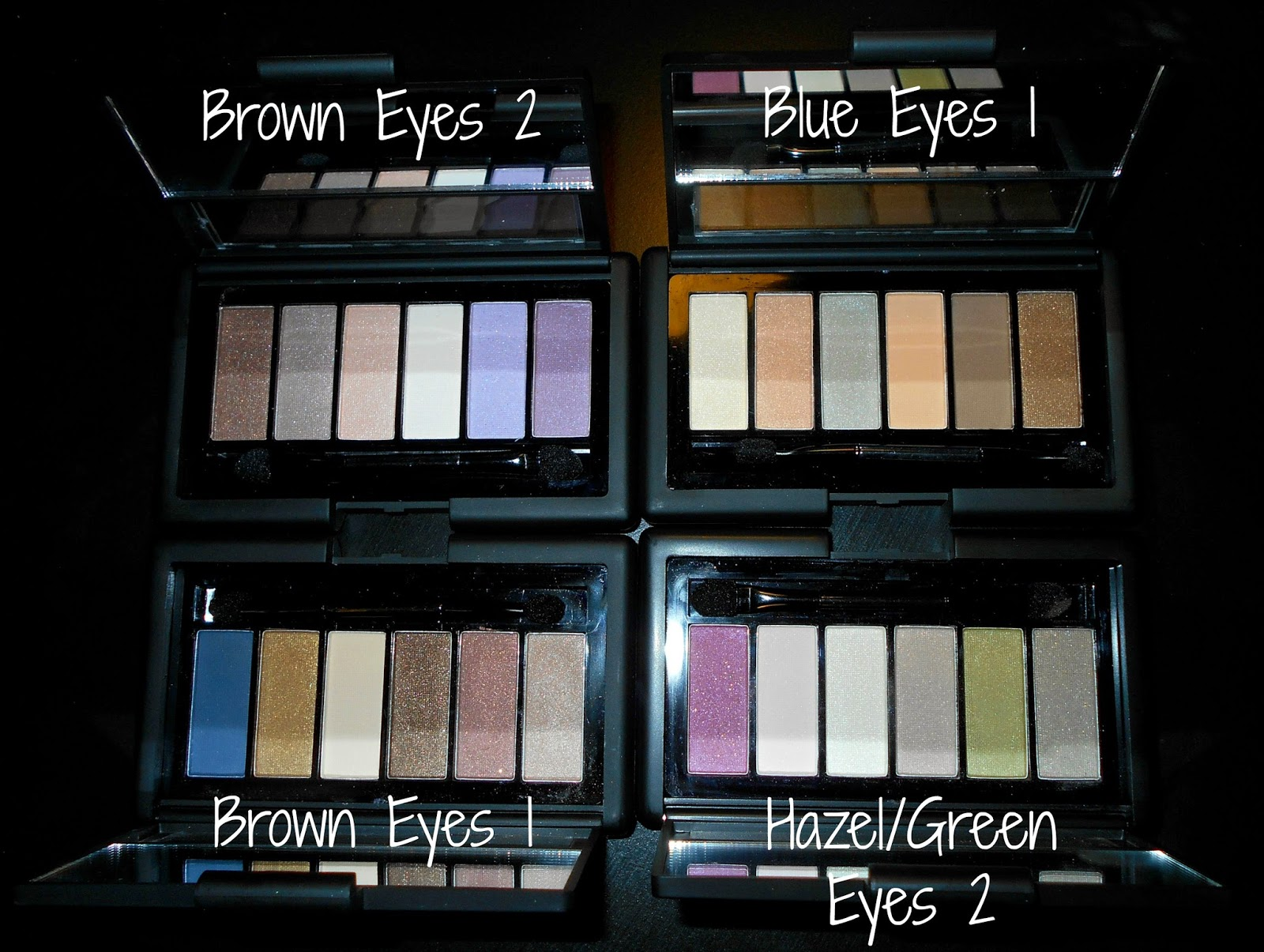 ELF Studio Eye Enhancing Eyeshadow Palettes