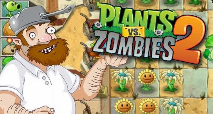 صورة من لعبة Plants Vs Zombies