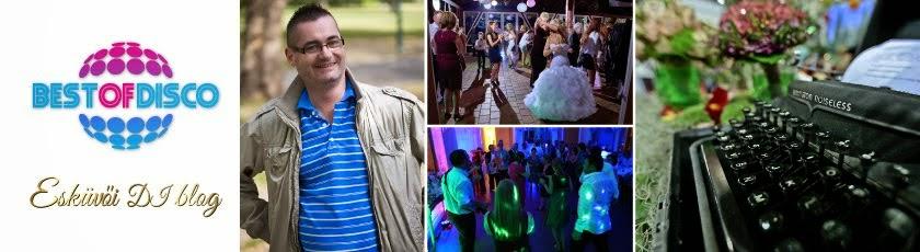 Esküvői dj blog