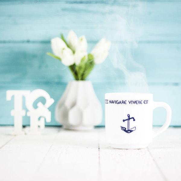 TGIF - Erst einmal einen Kaffee aus meiner Lieblings-Ankertasse