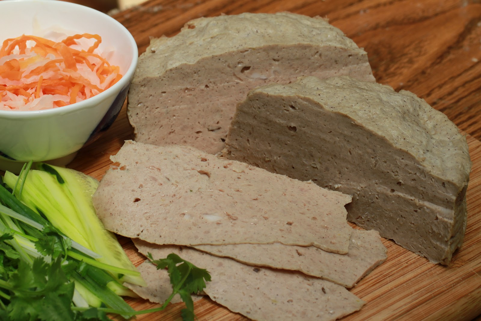 Vietnamese Soul Food: Pork Pate (Terrine, Cooked Ground ...