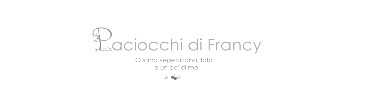 I paciocchi di Francy