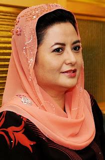 DYMM Raja Zarith Sofiah Binti Almarhum Sultan Idris Shah Al Mutawakkil Alallahi Shah