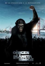 """Crítica de """"El Origen de El Planeta de los Simios"""""""