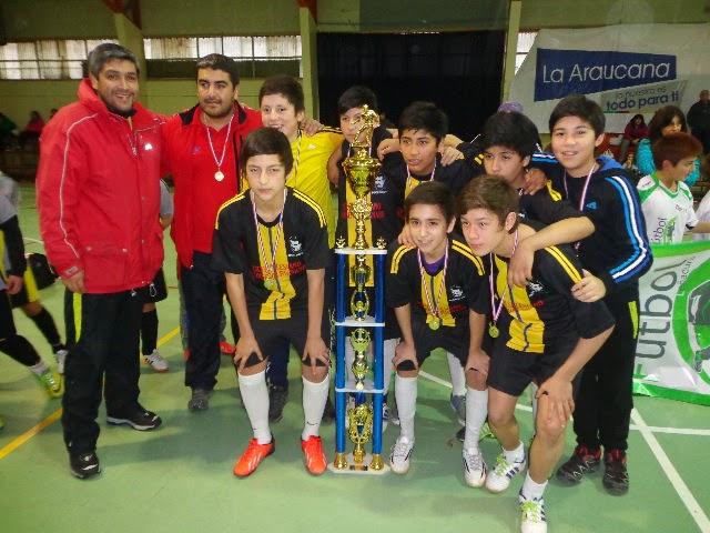 """8vo. Torneo Internacional de Futsal """"Campeones en el Olimpo 2014"""""""