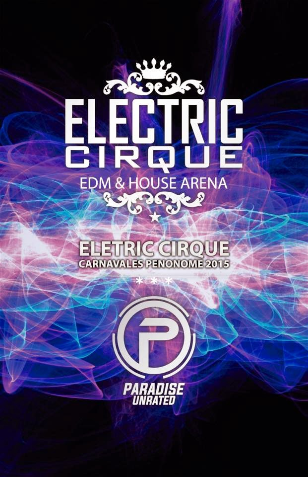 Electric Cirque - Paradise.