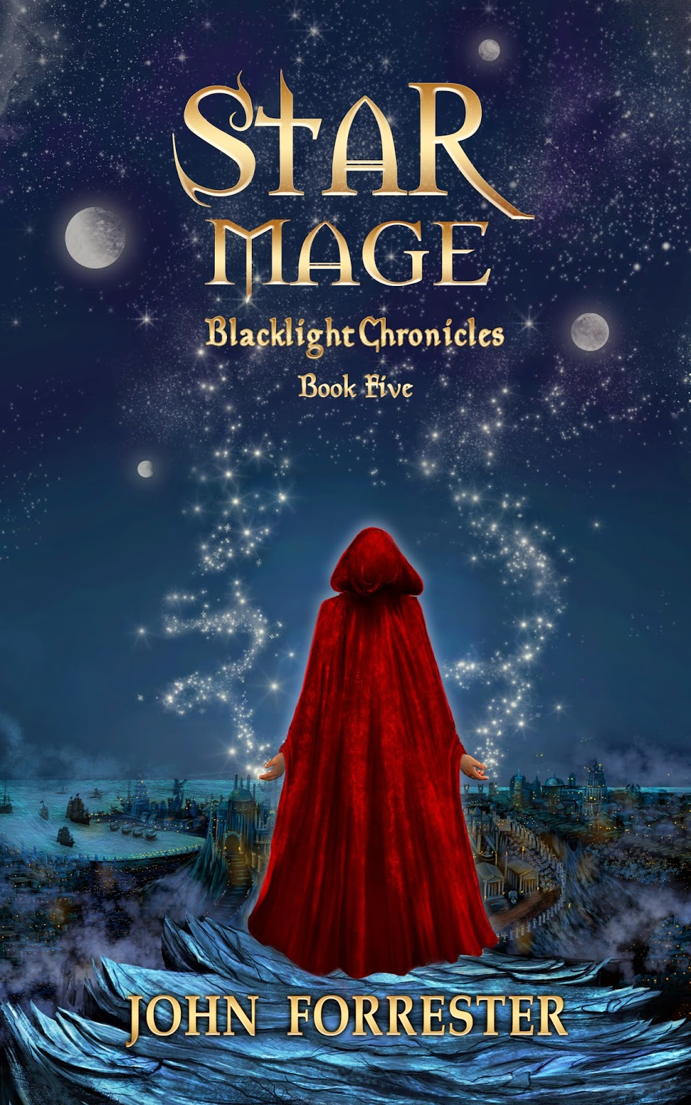 Star Mage, Blacklight Chronicles Book 5