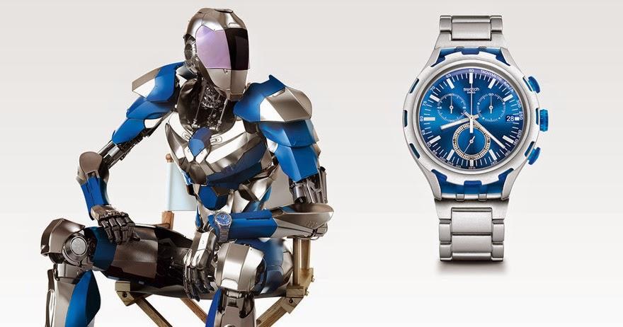 noticias de relojes swatch