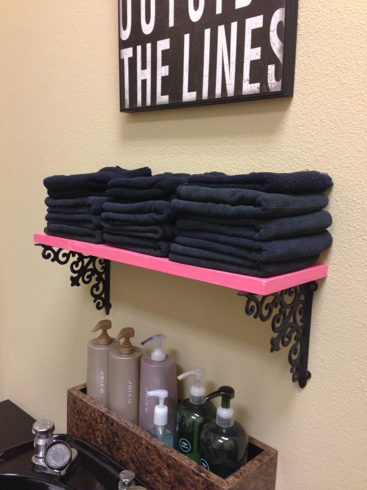 Omglitzy Pink Shelves Amp Hobby Lobby Brackets