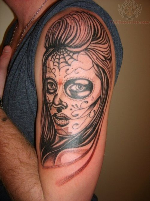 All tattoos here tattoos for men sleeves for Skull tattoos for men sleeves