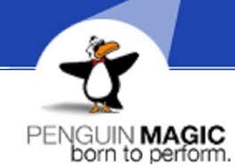 Penguin Magic Website