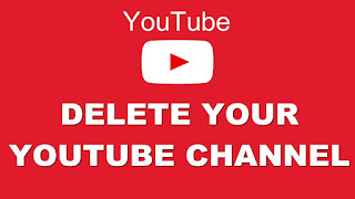 How to delete your channel on YouTube step by step