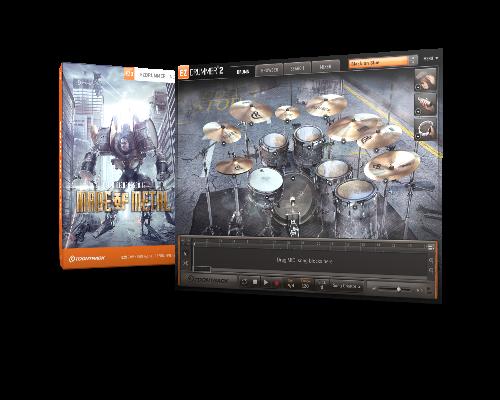 Download Toontrack EZX2 Made Of Metal v1.0