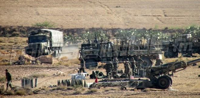 عمليّة جبل السلّوم : أنباء عن مقتل 4 إرهابيين