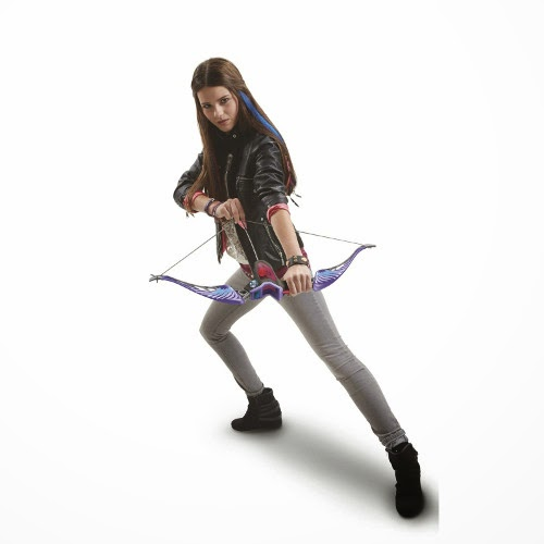 TOYS : JUGUETES - NERF Rebelle  Agent Bow | Arco | Secrets & Spies  Producto Oficial | Hasbro A8858 | A partir de 8 años
