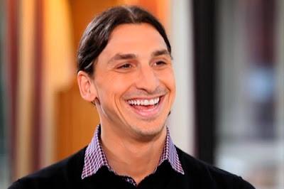 interview de Zlatan Ibrahimovic