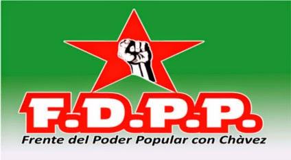 Frente del Poder Popular Con Chávez