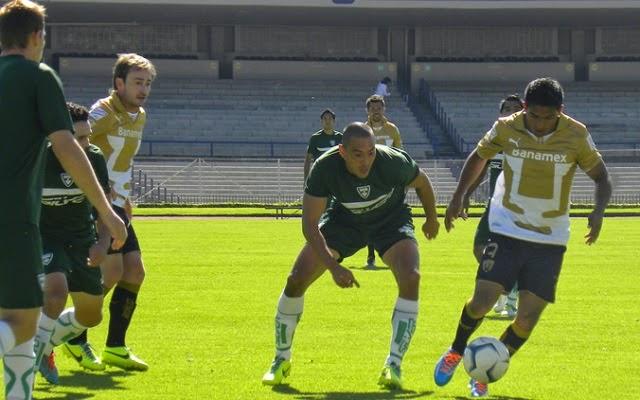 Pumas vs Zacatepec en vivo