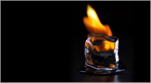 gelo no sexo gelo pegando fogo