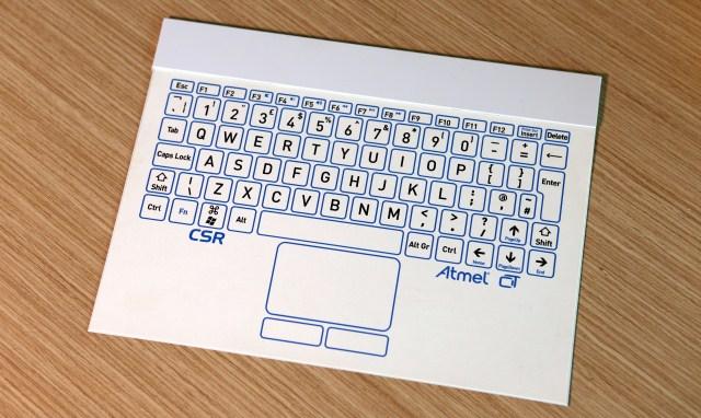 Keyboard Tertipis di Dunia Ini Hanya Setengah Millimeter