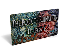 Book of Ruination Workshop