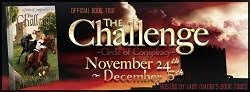 Tour: The Challenge by Cas Peace