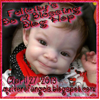 Felicity's Be A Blessing Blog Hop!!