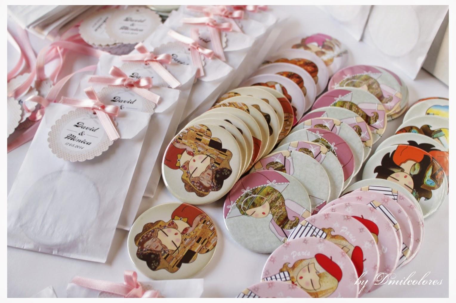 Detalles de boda para dmilcolores detalles originales y alfileres de novia - Bodas originales ideas ...