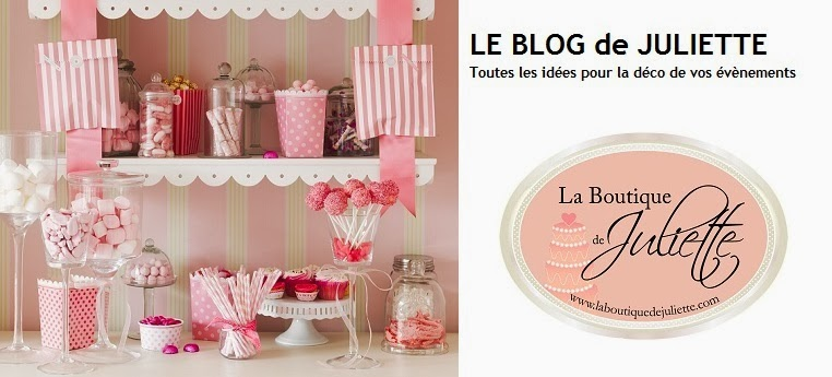 Le Blog de la Boutique de Juliette
