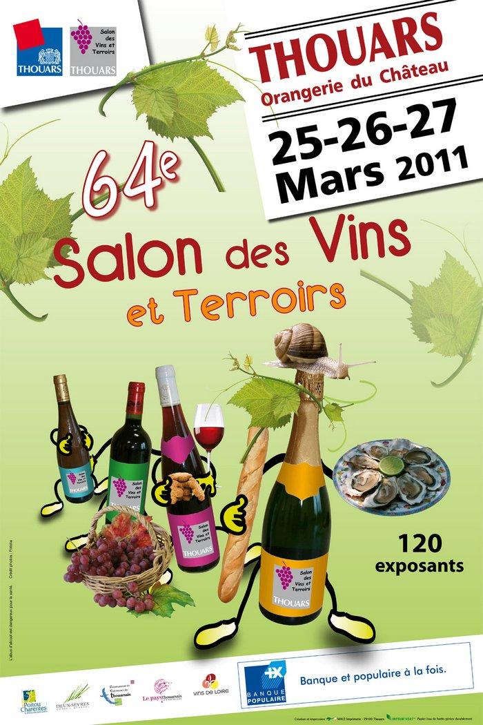 Jim 39 s loire thouars 64th salon des vins et terroirs - Salon des vins ampuis ...
