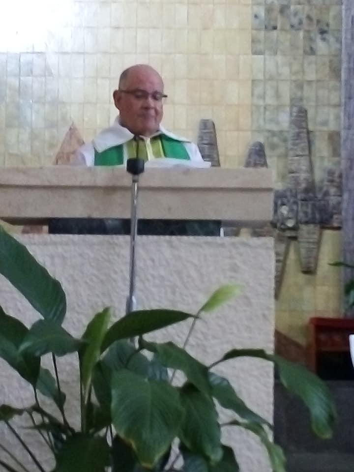 P.Pedro Carro Delegado de la Pastoral Diocesano de las Migraciones Tui - Vigo