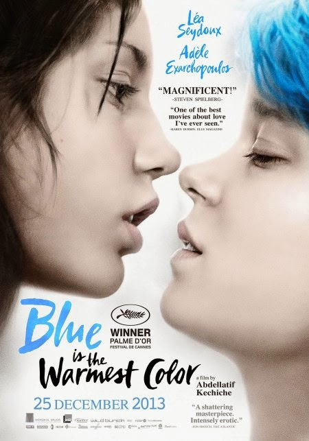 blue is the warmest color actresses dating Blue is the warmest color was not nominated for an oscar this year due to its  and the actresses,  adele is dating the actor who played her boyfriend in the .