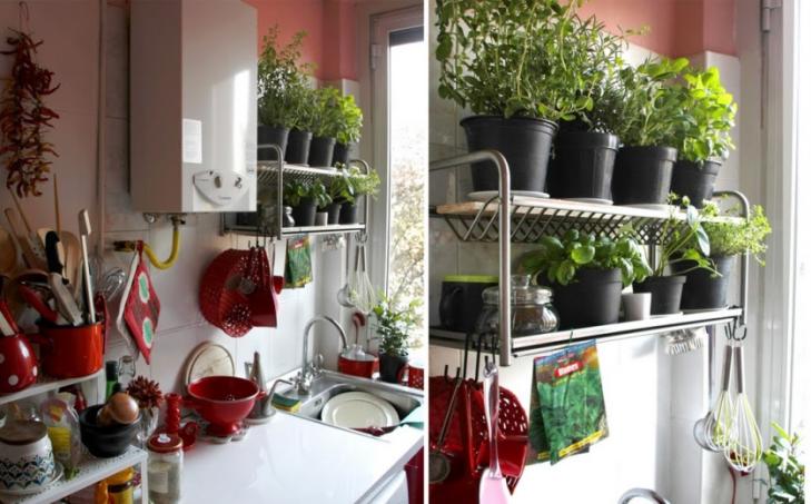 banco de jardim leroy:Escorredor de pratos na parede: Liberando a bancada!! + Pesquisa de