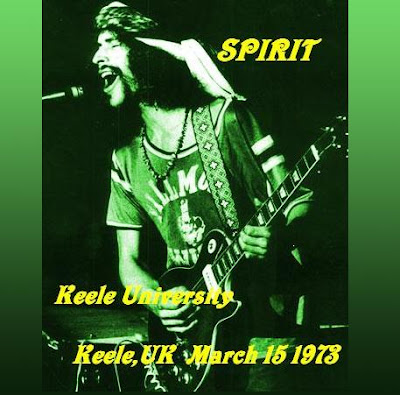 SPIRIT 1973-03-15 Keele, UK